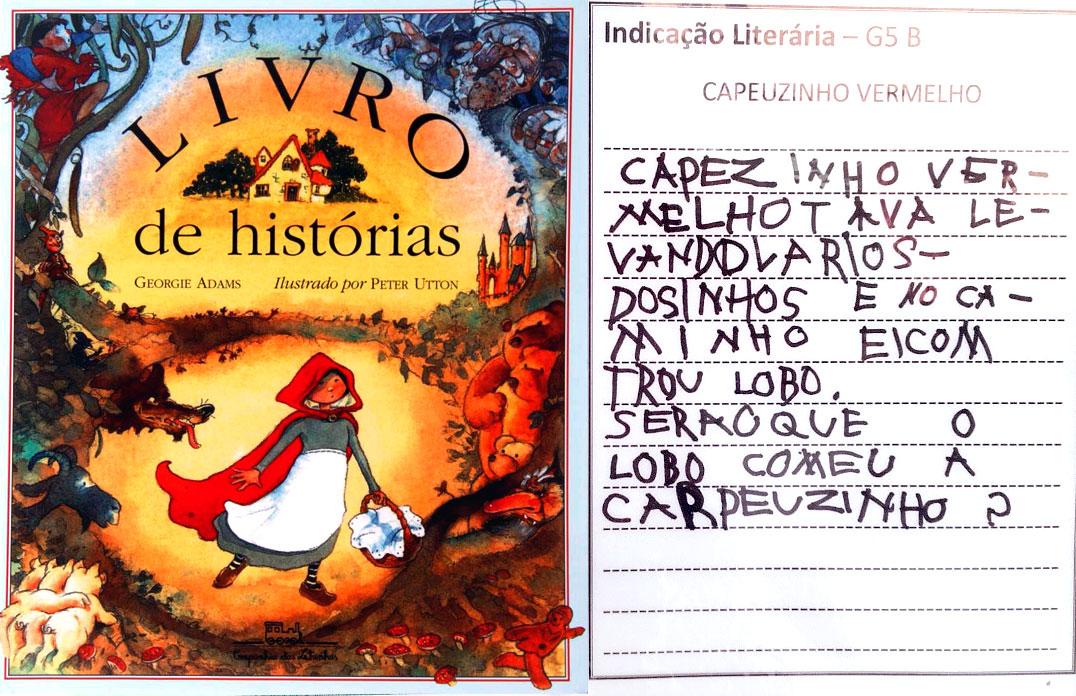 Curso Práticas de Leitura e Escrita: Indicações Literárias - Professores